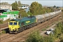 "EMD 998175-1 - Freightliner ""66601"" 30.09.2015 Wellingborough, Finedon Road [GB] Richard Gennis"