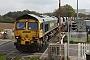 "EMD 998175-1 - Freightliner ""66601"" 28.04.2014 BardonHill [GB] Ian Kinnear"