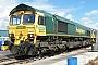 "EMD 998175-4 - Freightliner ""66604"" 30.06.2012 Crewe,BasfordHall [GB] Dan Adkins"
