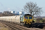 "EMD 998175-4 - Freightliner ""66604"" 03.02.2015 WhitleyBridge [GB] David Pemberton"
