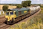 "EMD 998175-4 - Freightliner ""66604"" 18.07.2009 Wellingborough [GB] Richard Gennis"
