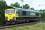 """EMD 998175-5 - Freightliner """"66605"""" 04.06.2011 Kingsthorpe [GB] Dan Adkins"""