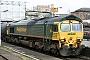 "EMD 998175-6 - Freightliner ""66606"" 18.03.2008 Sheffield [GB] Theo Stolz"
