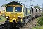"""EMD 998175-6 - Freightliner """"66606"""" 09.05.2009 Bescot [GB] Dan Adkins"""