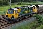"GE 58794 - Freightliner ""70014"" 12.06.2012 Winwick(Warrington) [GB] John Morear"