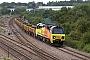"""GE 61862 - Colas Rail """"70805"""" 12.06.2014 Didcot,NorthJunction [GB] David Pemberton"""