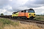 "GE 61862 - Colas Rail ""70805"" 28.08.2016 Over (Gloucestershire) [GB] David Moreton"