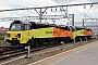 "GE 64243 - Colas Rail ""70811"" 06.04.2017 Crewe [GB] Benji Jenkinson"