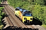 "GE ? - Colas Rail ""70817"" 26.05.2017 Wickwar [GB] David Moreton"