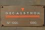 """GEC Alsthom 1996 - SBB """"Am 841 018-5"""" 24.12.2014 Zollikofen [CH] Theo Stolz"""