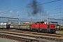 """GEC Alsthom 1998 - SBB Cargo """"Am 841 020-1"""" 24.09.2011 Yverdon-les-Bains [CH] Vincent Torterotot"""