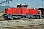 "GEC Alsthom 2012 - SBB ""Am 841 034-2"" 16.03.1999 Limmattal,Rangierbahnhof [CH] Theo Stolz"