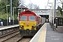 "GM 948510-3 - DB Cargo ""59204"" 04.04.2017 London, Brondesbury Park Station [GB] Alexander Leroy"