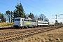 """Krauss-Maffei 19072 - RailAdventure """"139 558-1"""" 08.03.2014 Owschlag [D] Jens Vollertsen"""