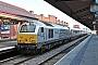 """Alstom 2052 - Chiltern """"67012"""" 08.10.2013 BirminghamMoorStreet [GB] Peter Lovell"""
