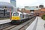 """Alstom 968742-13 - Chiltern """"67013"""" 31.08.2011 BirminghamMoorStreet [GB] Peter Lovell"""