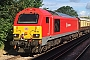 "Alstom 2055 - DB Cargo ""67015"" 25.06.2016 Cooksbridge (East Sussex) [GB] Dave Wilson"