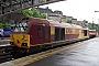 """Alstom 2056 - DB Schenker """"67016"""" 14.06.2014 Edinburgh,WaverleyStation [GB] Berthold Hertzfeldt"""