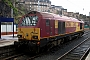 "Alstom 2056 - DB Cargo ""67016"" 09.03.2016 Edinburgh, Waverley Station [GB] Julian Mandeville"