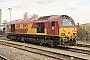 """Alstom 968742-19 - DB Schenker """"67019"""" 10.04.2014 Didcot [GB] Barry Tempest"""