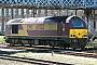 """Alstom 2062 - DB Schenker """"67022"""" 30.05.2009 Doncaster [GB] Dan Adkins"""