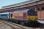 "Alstom 2062 - DB Schenker ""67022"" 09.06.2015 Holyhead [GB] André Grouillet"