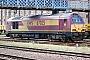 """Alstom 2065 - DB Schenker """"67025"""" 14.07.2012 Doncaster [GB] Andrew  Haxton"""