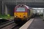 "Alstom 2065 - EWS ""67025"" 28.05.2008 West Bromwich, Tame Bridge Parkway Station [GB] Julian Mandeville"