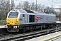 "Alstom 2066 - DB Schenker ""67026"" 05.01.2013 Northampton [GB] Dan Adkins"