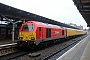 "Alstom 2067 - DB Schenker ""67027"" 25.03.2014 Derby [GB] Mark Barber"