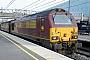 "Alstom 2068 - DB Schenker ""67028"" 14.04.2012 MiltonKeynesCentral [GB] Dan Adkins"