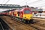 """Alstom 2069 - EWS """"67029"""" 11.09.2000 Doncaster [GB] John Whittingham"""