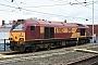 """Alstom 2043 - EWS """"67003"""" 15.03.2008 Newcastle [GB] Theo Stolz"""