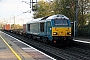 """Alstom 2043 - DB Schenker """"67003"""" 03.11.2011 ActonBridge [GB] Mark Barber"""