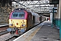 "Alstom 2047 - DB Schenker ""67007"" 30.03.2011 Edinburgh Waverley [GB] Peter Lovell"