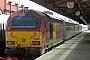 """Alstom 2048 - Chiltern """"67008"""" 11.04.2015 Birmingham,MoorStreetStation [GB] Julian Mandeville"""