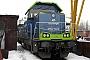 """Newag ? - PKP Cargo """"SM42-1223"""" 24.02.2013 Rybnik [PL] Julian Mandeville"""