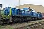 "Newag ? - PKP Cargo ""ST48-005"" 21.09.2014 TarnowskieGory [PL] Roger Morris"
