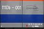 """Pesa 111Db-001 - PESA """"111Db-001"""" 18.08.2016 Bydgoszcz [PL] Julian Mandeville"""