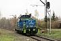 """Pesa ? - PKP Cargo """"SM42-1601"""" 05.11.2015 Poznan-Antoninek [PL] Przemyslaw Zielinski"""