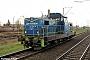 """Pesa ? - PKP Cargo """"SM42-1602"""" 17.11.2017 Poznan-Junikowo [PL] Przemyslaw Zielinski"""