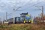 """Pesa ? - PKP Cargo """"SM42-1603"""" 29.11.2017 Poznań [PL] Wojciech Skibinski"""