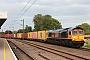 """Progress Rail 20128816-013 - GBRf """"66764"""" 28.08.2018 Ely [GB] Finlay Cox"""
