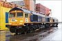 "Progress Rail 20148150-001 - GBRf ""66773"" 13.02.2016 Newport, Docks [GB] Richard Gennis"