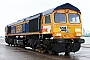 "Progress Rail 20148150-003 - GBRf ""66775"" 13.02.2016 Newport, Docks [GB] Richard Gennis"