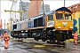 "Progress Rail 20148150-004 - GBRf ""66776"" 13.02.2016 Newport, Docks [GB] Richard Gennis"
