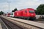 "Siemens 20580 - ÖBB ""2016 006-5"" 11.08.2006 Friedberg [A] Mark Barber"