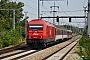 "Siemens 20580 - ÖBB ""2016 006"" 10.08.2015 Wien,BahnhofHaidestrasse [A] András Gál"