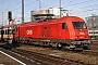 """Siemens 21002 - ÖBB """"2016 078"""" 10.02.2011 München,Hauptbahnhof [D] Dietrich Bothe"""