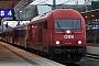 "Siemens 21017 - ÖBB ""2016 093"" 30.10.2013 Klagenfurt,Hauptbahnhof [A] Julian Mandeville"